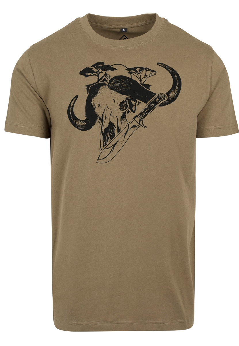 Puma T-Shirt White Hunter Edition