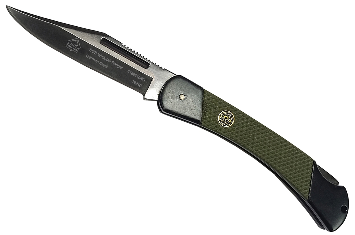 Puma SGB Whitetail Ranger Folding Pocket Knife