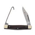 Puma SGB Birdknife Jacaranda Wood Folding Pocket Knife with Hook