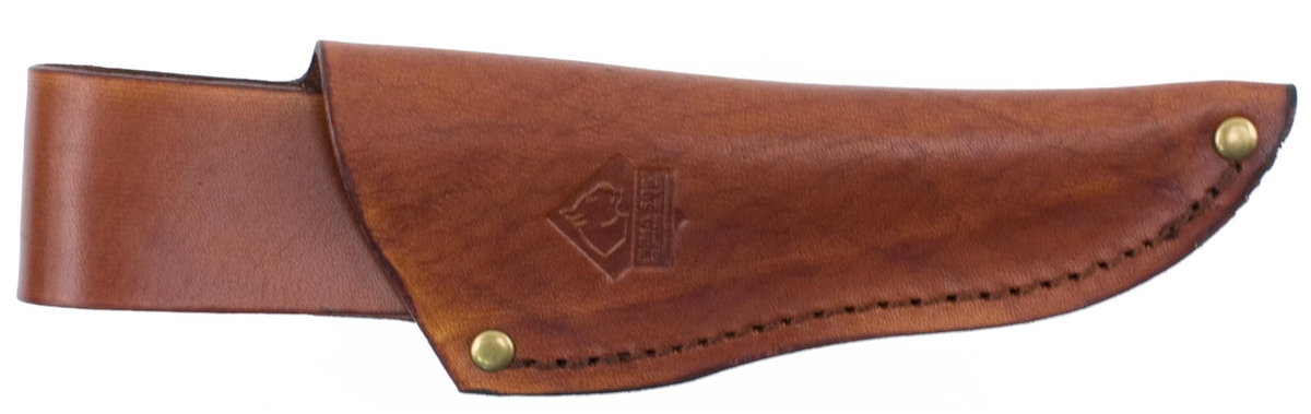 "Puma SGB Replacement 6"" Fixed Blade Leather Sheath"