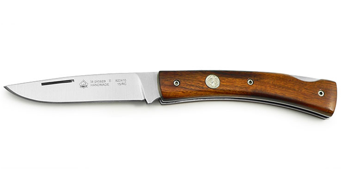 Puma IP la Picaza II Ironwood Spanish Made Folding Hunting Knife