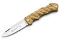 Puma IP Ondular Olive Spanish Made Folding Pocket Knife - Special Order Please Allow 6 - 8 Weeks for Delivery