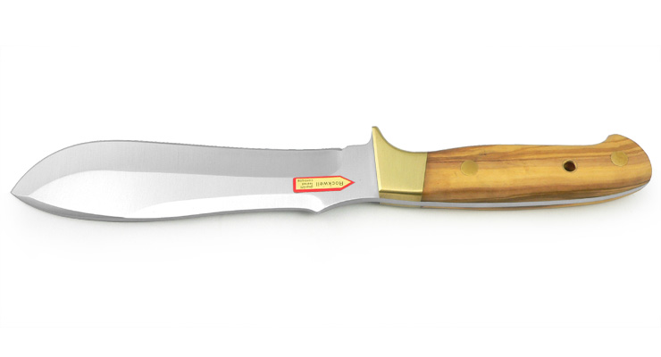 Hunter puma history white Knife Review: