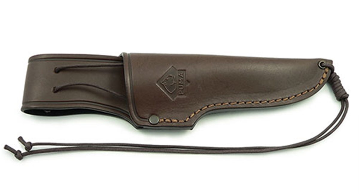 Puma German Made Leather Sheath for Waidwerk - Special Order Please Allow 6 - 8 Weeks for Delivery