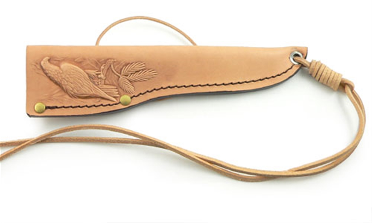 Replacement Leather Sheath Puma Falknersheil - Special Order Please Allow 6 - 8 Weeks for Delivery