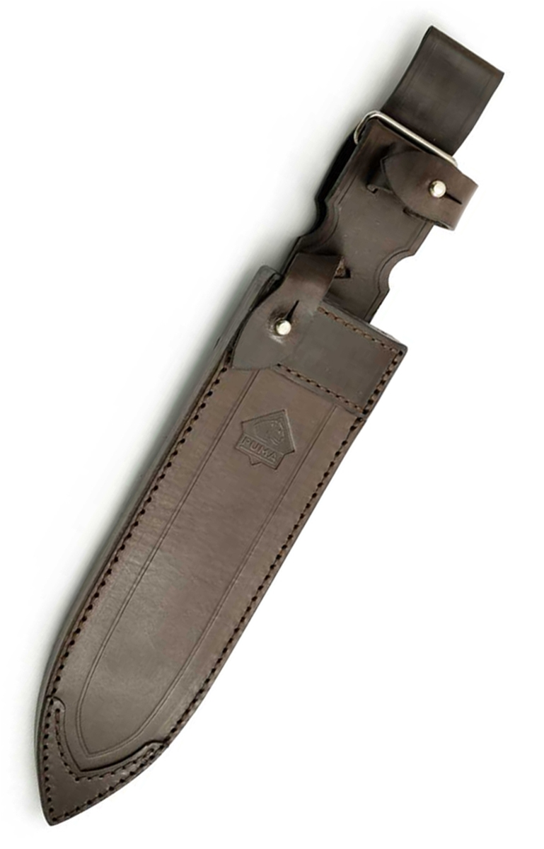 Puma German Made Replacement Leather Sheath for Waidblatt
