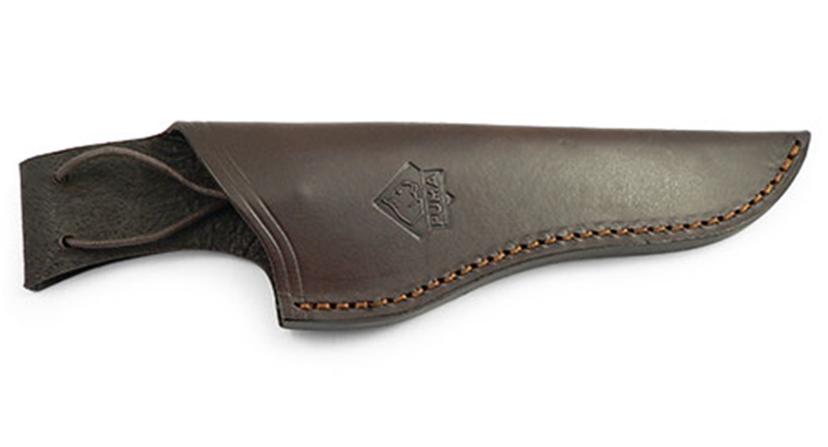 Puma German Made Leather Sheath for Rotwildmesser - Special Order Please Allow 6 - 8 Weeks for Delivery