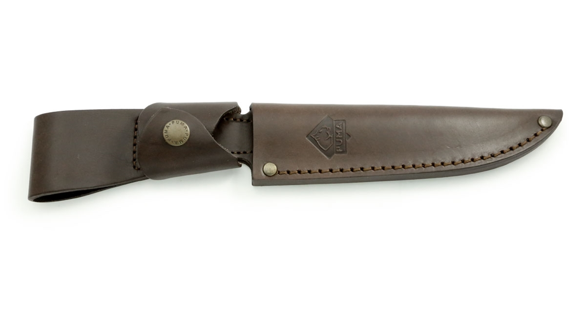 Puma German Made Leather Sheath for Cougar - Special Order Please Allow 6 - 8 Weeks for Delivery