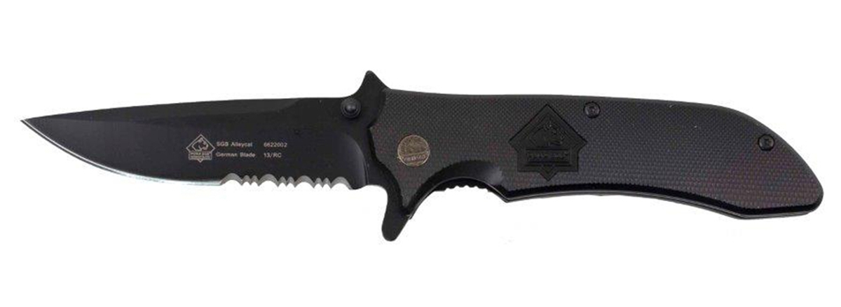 Puma SGB Alleycat Drop Tactical Folding Knife