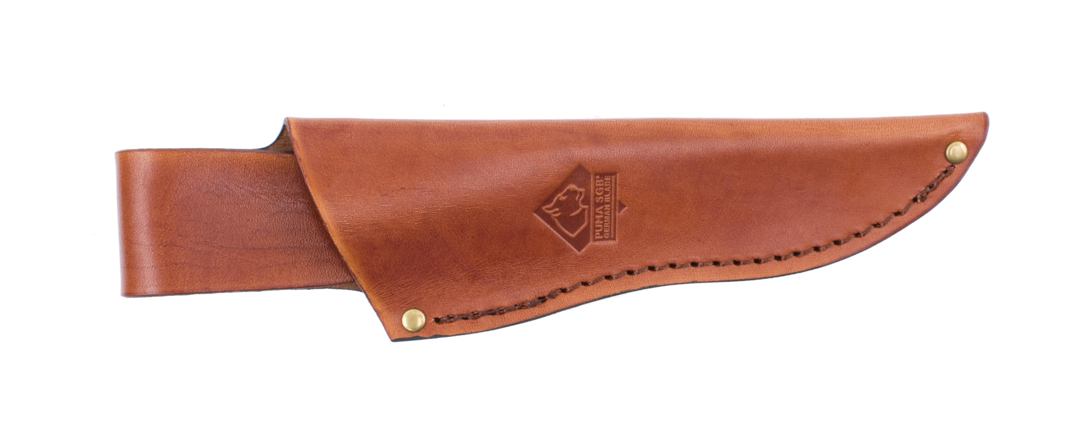"Puma SGB Replacement 5.5"" Leather Sheath"