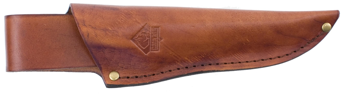 "Puma SGB Replacement 7"" Fixed Blade Leather Sheath"
