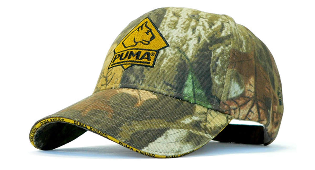 Puma Realtree Camo Cap with Velcro Closure