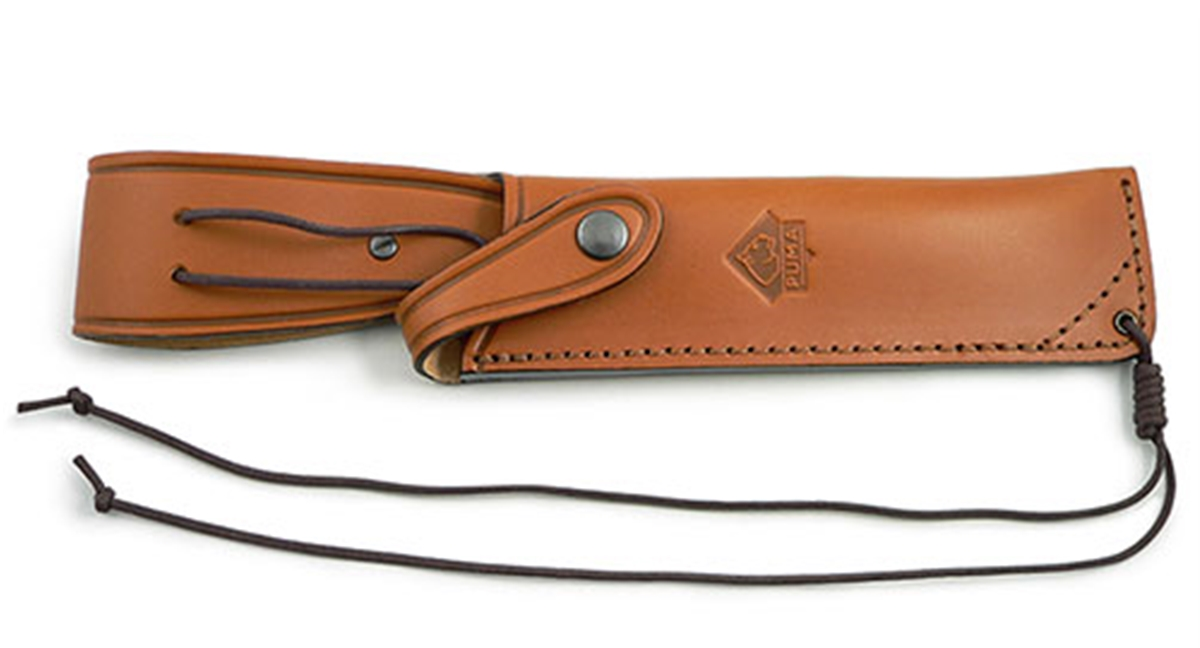 Puma German Made Leather Sheath for Rudemann 40 - Special Order Please Allow 6 - 8 Weeks for Delivery